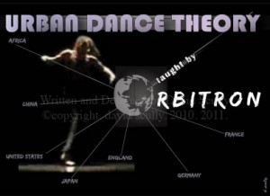 Urban Dance Theory_Front of card