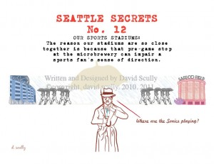 Seattle Secret No 12