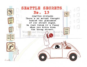 Seattle Secret No 13