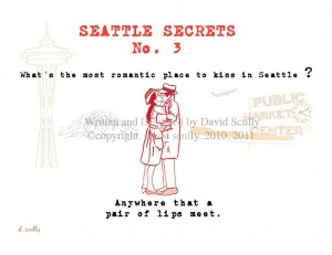 Seattle Secret No 3