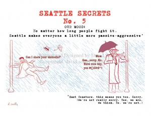 Seattle Secret No 5